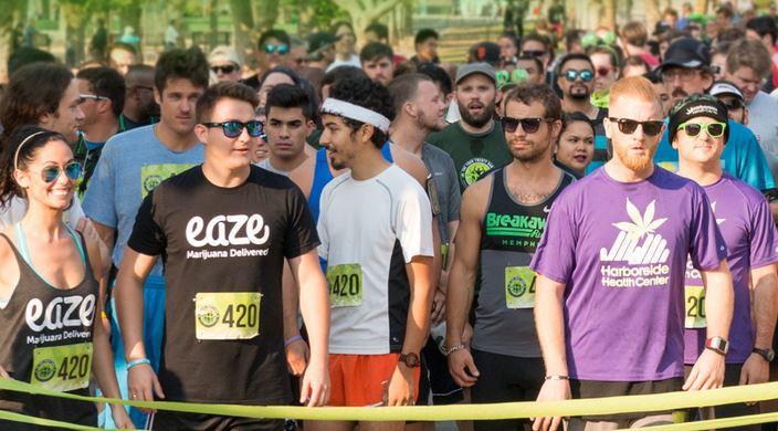 420 Games: campeonato deportivo para los amantes de la marihuana